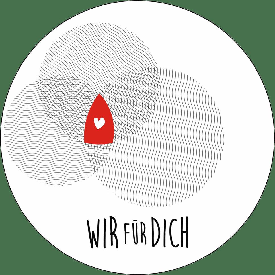 Logo des Harzer Projektes Wir Für Dich